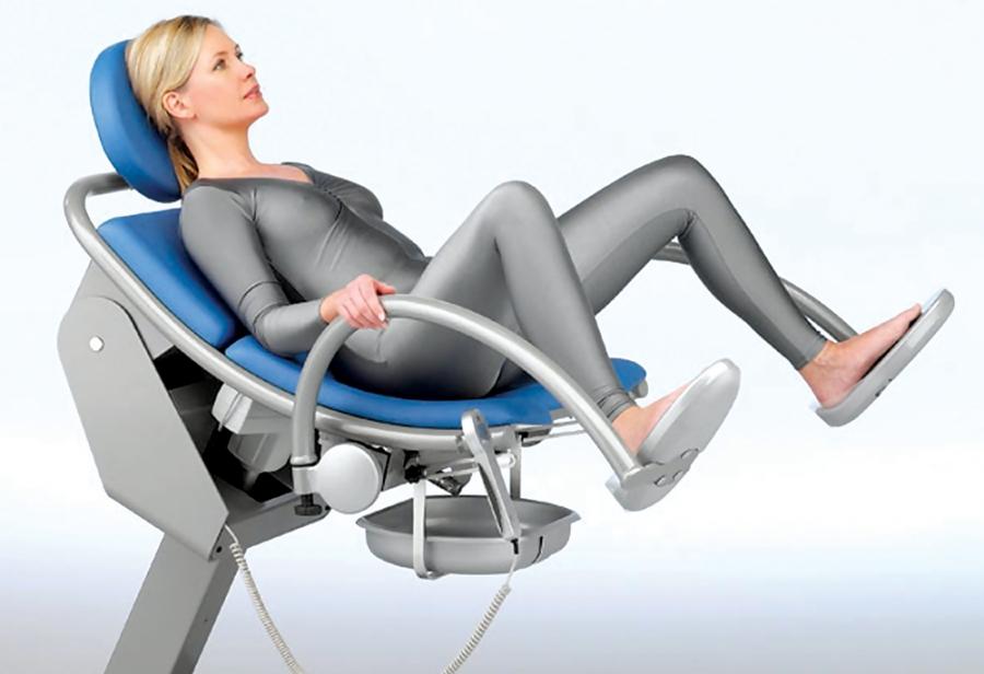 Как садиться на гинекологический стул фото #15