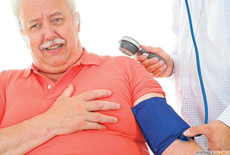 hipertenzija rizika 4 kas