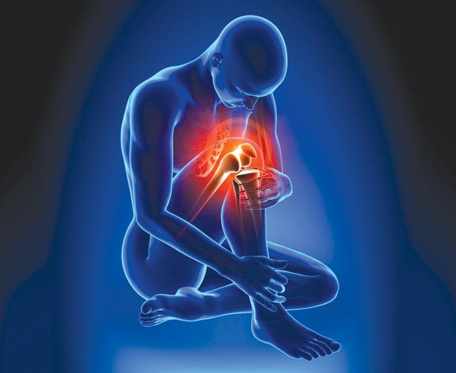 când oasele și articulațiile rănesc unguent articulația degetului mare și arcul